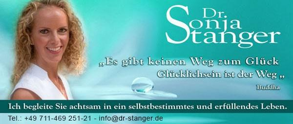 Banner von Dr. Sonja Stanger
