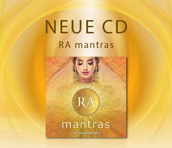 CD RA mantras von Lex van Someren