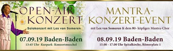 Banner Lex van Someren, neue Mantra-Seite