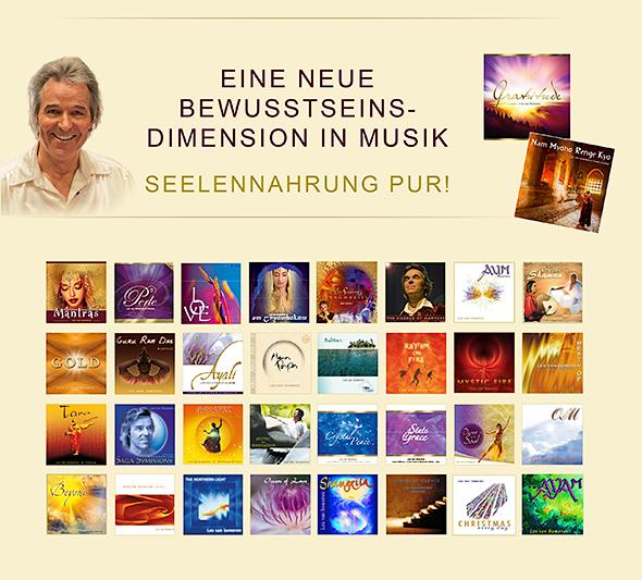 CDs von Lex van Someren, CD-Shop