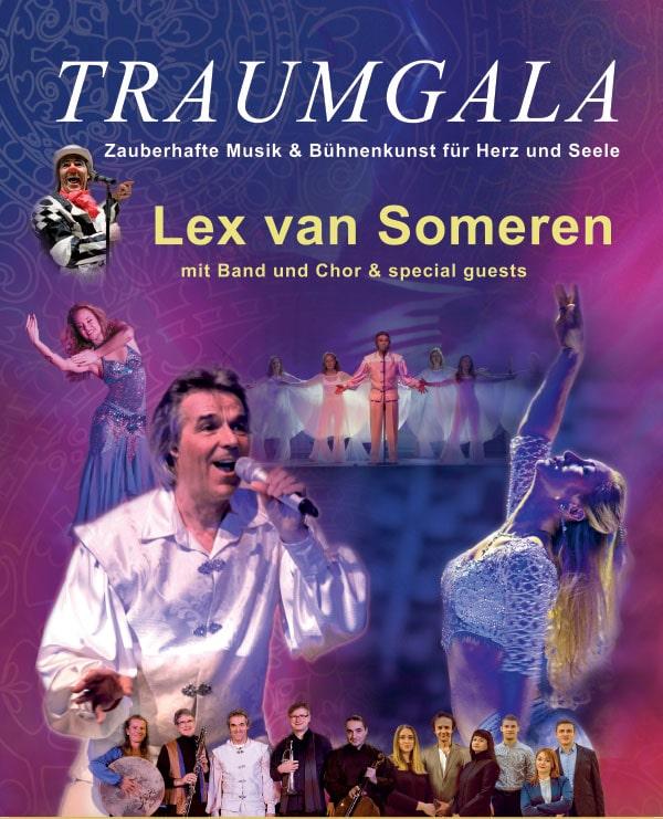 Traumgala am 29.12.19 mit Lex van Someren