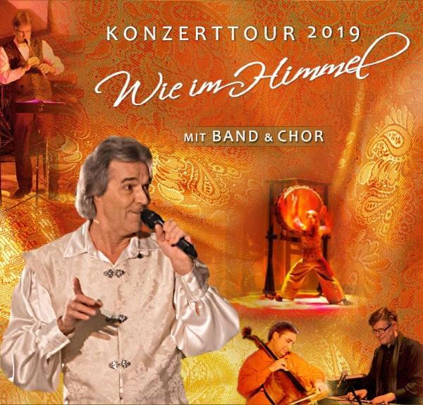Wie im Himmel-Tour 2019 mit Lex van Someren