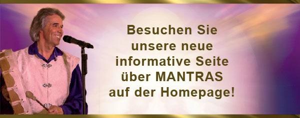 informative Seite über Mantras