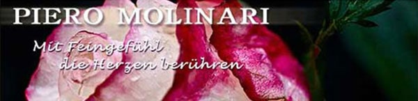 Pietro Molinari, Blumenbilder fürs Herz