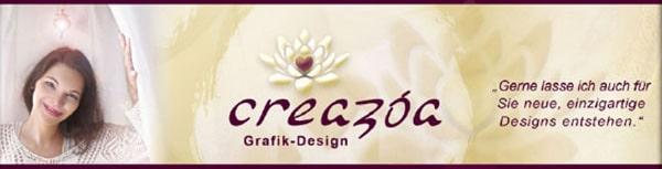 creazoa, spirituelles Grafik-Design