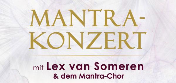 Mantra-Konzert am 8.9.19 mit Lex van Someren und dem 80-köpfigen Mantra-Chor