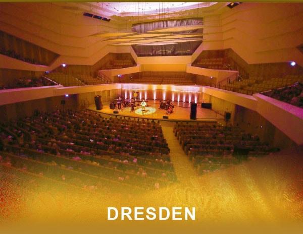 Wie im Himmel Konzert in Dresden mit Lex van Someren