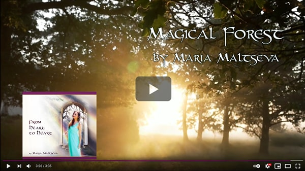"""Magical Forest - Maria Maltseva 