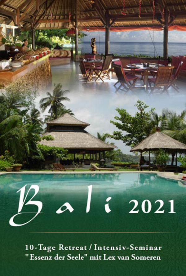Seminare 2010 auf Bali mit Lex van Someren