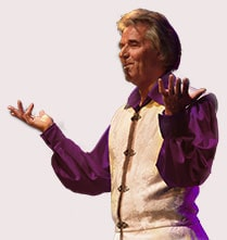 Lex van Somern singt Mantras