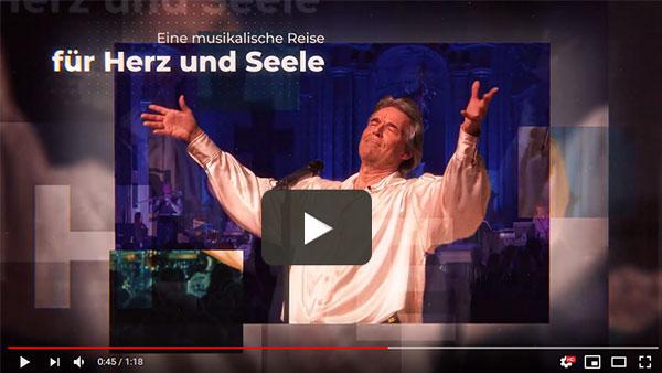 Trailer Seelenzeit-Konzerttournee 2020 Lex van Someren mit Band & Sängerin Maria Maltseva