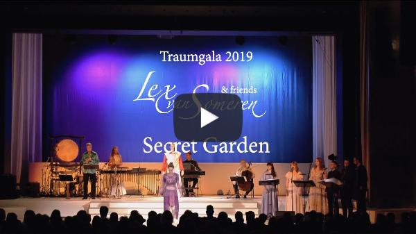 SECRET GARDEN - Live Konzert - LEX VAN SOMEREN'S TRAUMGALA 2019 Kurhaus Baden-Baden