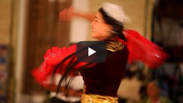 USBEKISTAN - Ein Tanz im Orient