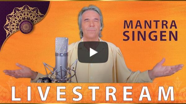 LIVESTREAM MANTRA-SING CONCERT mit Lex van Someren 5. MÄRZ  2021 - 20.30 Uhr MEZ/8.30 pm CET
