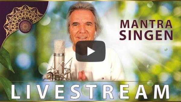 LIVESTREAM MANTRA-SING CONCERT mit Lex van Someren 9. FEBRUAR  2021 - 20.30 Uhr MEZ/8.30 pm CET