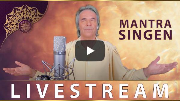 LIVESTREAM KONZERT MANTRA-SINGING mit Lex van Someren 25. SEPTEMBER  2020 - 20.30 Uhr MESZ/8.30 pm C