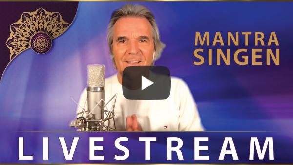 LIVESTREAM HEALING MANTRA-KONZERT mit LEX VAN SOMEREN 11. JUNI 2021 - 20.30 Uhr MEZ/8.30 pm CET