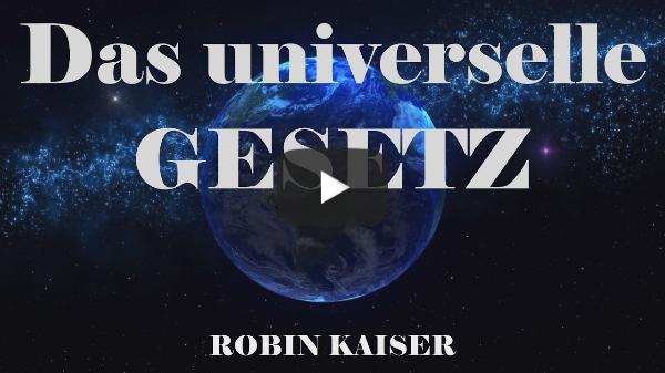 Das universelle Gesetz