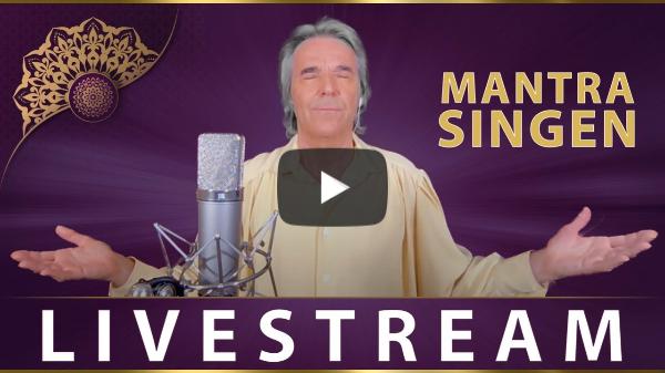 LIVESTREAM MANTRA-CONCERT mit LEX VAN SOMEREN 6. MAI 2021- 20.30 Uhr MESZ/8.30 pm CET