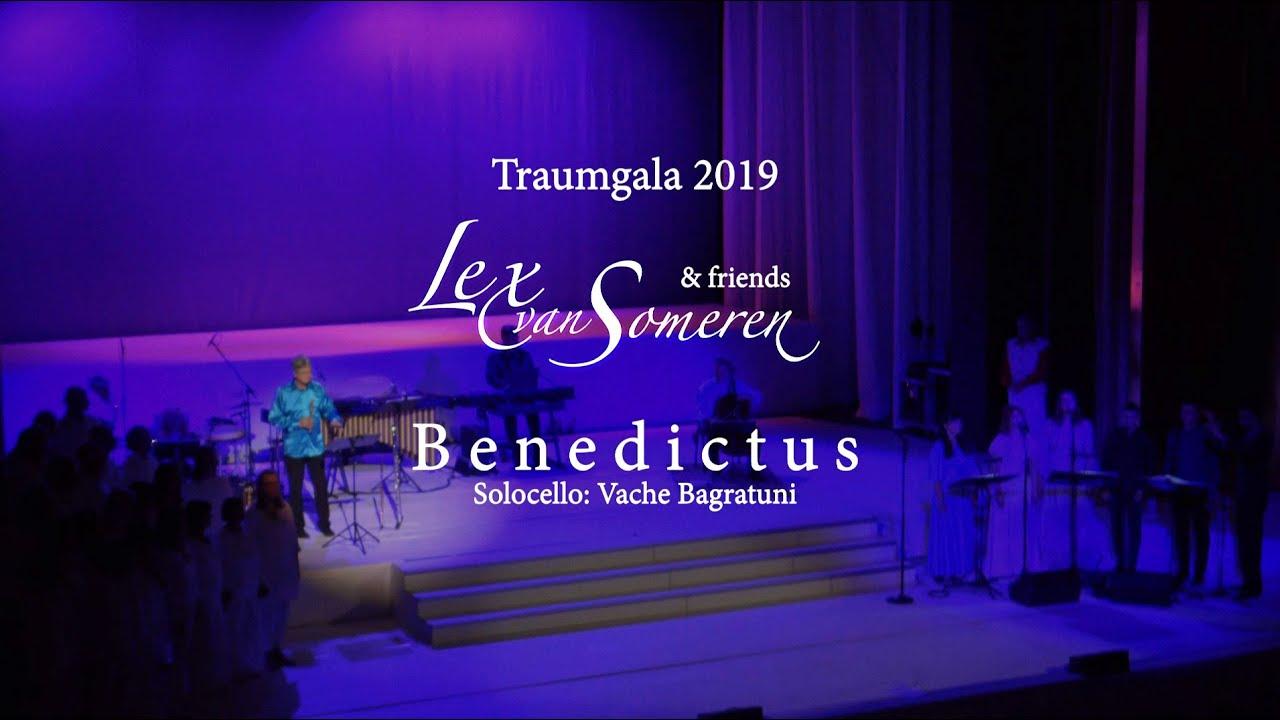 BENEDICTUS - LEX VAN SOMEREN'S TRAUMGALA 2019 Kurhaus Baden-Baden