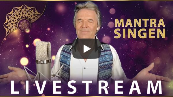 102. Livestream HEALING MANTRA-KONZERT mit LEX VAN SOMEREN 1. JULI 2021 - 20.30 Uhr MESZ/8.30 pm CET