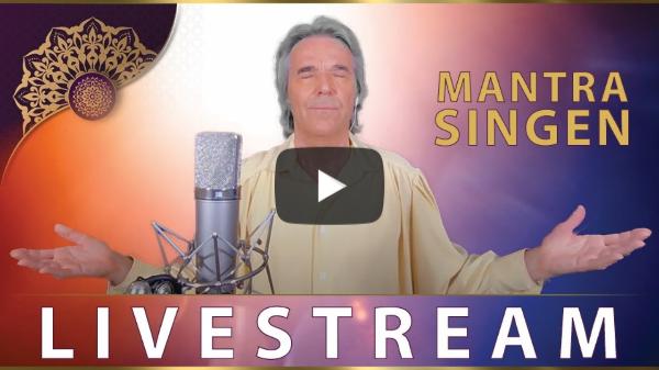 LIVESTREAM MANTRA-SING CONCERT mit  Lex van Someren 27. NOVEMBER  2020 - 20.30 Uhr MEZ/8.30 pm CET