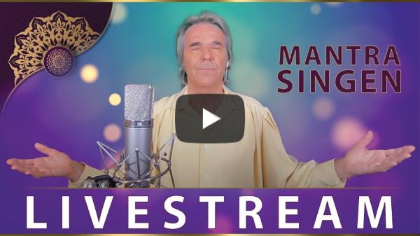 LIVESTREAM KONZERT MANTRA-SINGING mit Lex van Someren 17. JANUAR  2021 - 20.30 Uhr MEZ/8.30 pm CET