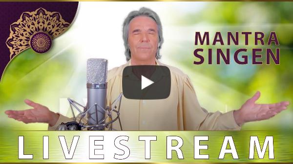 LIVESTREAM MANTRA-SING CONCERT mit LEX VAN SOMEREN 1. April 2021 - 20.30 Uhr MEZ/8.30 pm CET