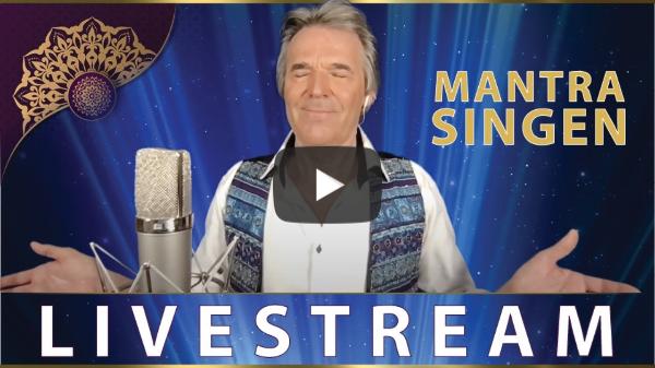 LIVESTREAM MANTRA-SING KONZERT  mit LEX VAN SOMEREN 17. MAI 2021 - - 20.30 Uhr MEZ/8.30 pm CET