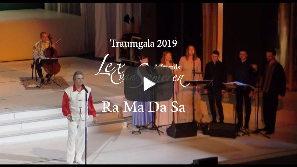 RA MA DA SA - Mantras-Live  - Lex van Someren's TRAUMGALA 2019 Kurhaus Baden-Baden