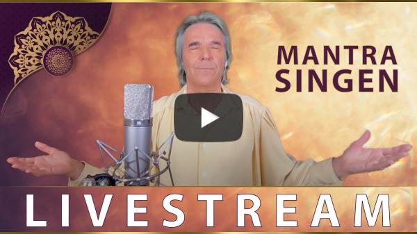 LIVESTREAM MANTRA-SING CONCERT mit Lex van Someren 12. FEBRUAR  2021 - 20.30 Uhr MEZ/8.30 pm CET